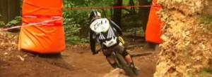 4X Mountain Bike Crashes