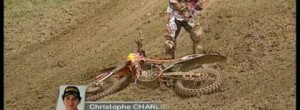 Big crash Motocross MX2 Czech Republic 2010