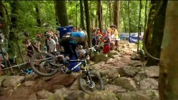 Big Lines and Best Downhill MTB Crashes from Cairns