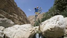 BMX and Mountain Bike Trails around Oman's Dramatic Landscape