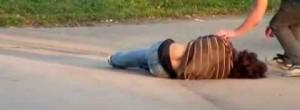 BMX caida mortal
