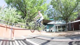 BMX – Clement Carpentier for Fly Bikes