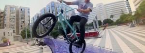 "BMX ""Let It Ride"" Canaria"