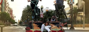 "BMX ""Let It Ride"" Canaria Bonus"