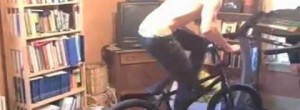 BMX Treadmill FAIL