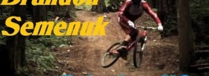 Brandon Semenuk Relentless XO Video Freeride Downhill MTB & DJ BIKING!