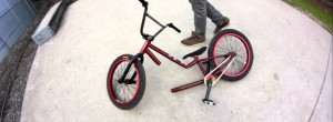 fit bike co Aitken S3.5 Frame Snap Matt King DADS BMX