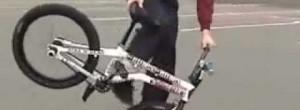 Flatland BMX