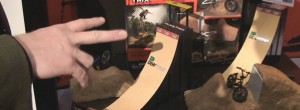 Flick Trix Fingerbikes BMX Bike Toys Spin Master Toy Fair 2010 Preview