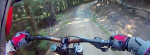 GoPro HD HERO camera: Mountain Bike Clip