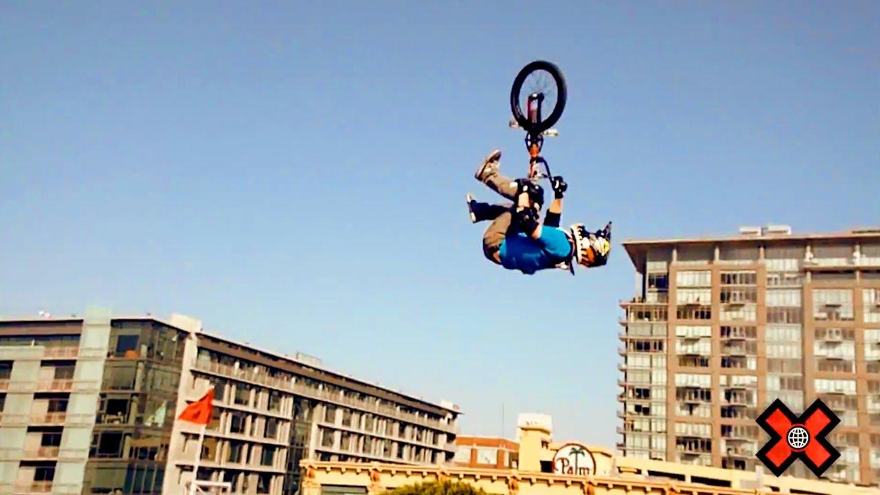 GoPro HD: X Games 17 - BMX Big Air with Chad Kagy - MTBSpeed com