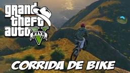 GTA 5 Online (PS4) – Corrida Resident BMX Evil: Montanha abaixo de BIKE