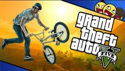GTA 5 : Un pro en BMX