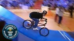 Highest BMX Ramp Jump – Guinness World Records