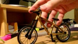 Homemade Dirt-Street Mountain Bike