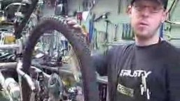 How to clean disc brakes on a bicycle