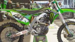 Inside Will Hahn's Factory Monster Energy Kawasaki KX450F – Motocross Action Magazine