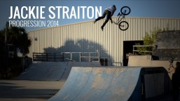 Jack Straiton   Progression 2014