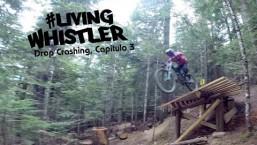 Lorena Garal – MTB Downhill crash in Whistler Bike Park. Living Whistler 03
