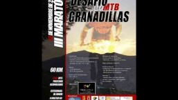 Maratón MTB Granadillas trailer