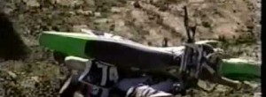 Motocross Crashes 2005