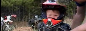 motocross kid crash