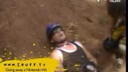 Mountain Bike crash – Skuff.TV