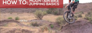 Mountain Bike Jumping Basics