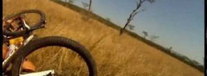 Mountain Biker gets taken out by BUCK – CRAZY Footage – Only in Africa