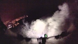 Mountain Biking on Cavehill, Quarry Night Ride Downhill GoPro HD MTB