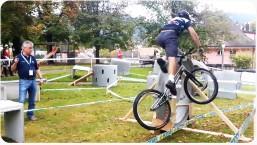 Moutier Mountain Bike Trials World Cup Fail