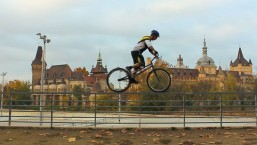 MTB Trials – Taking on Budapest | Mike Steidley Summer Sessions, Ep. 7