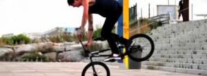 Odyssey BMX  Matthias Dandois