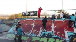 Paul Shariff – One Day At The Oakland Skatepark