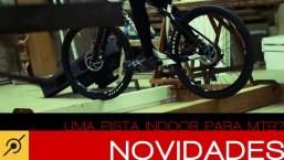 Pedaleria – Mountain Bike Indoor? Um dia de treino em uma pista diferente.