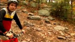 Rough Terrain Mountain Biking Tips : How to Anticipate Mountain Biking Breaking