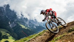 Technical lines and huge crashes – UCI MTB World Cup Leogang