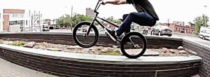 Tom Dugan and his friends BMX tricks