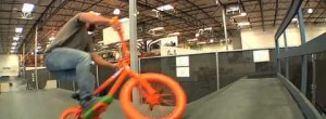 Tricks and tips – BMX 360 to Fakie with Aaron Ross