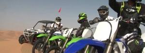UAE desert motocross 2013