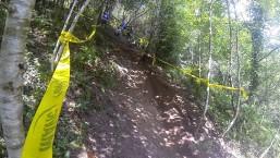 UK Gravity Enduro 2014-Round 3-Afan – MTB Downhill – No bullshit Just crashes – Go Pro Hero 3 Black
