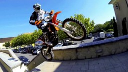 Urban Motocross / Enduro!