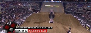 X-Games 18 Motocross Freestyle 2012