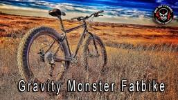 Fat Bike Review Gravity Bullseye Monster – Budget Fatbike from Bikes Direct Fat Mountain Bike Cheap