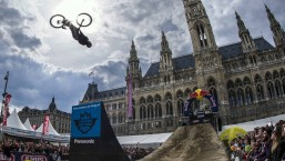 Big Air MTB Slopestyle Jam – Vienna Air King 2015