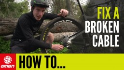 How To Fix A Broken Gear Cable