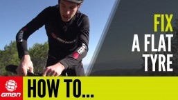 How To Fix A Flat Tire | Trailside Maintenance