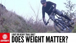 How Important Is Mountain Bike Weight?