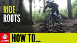 How To Ride Roots On Your Mountain Bike