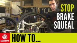 How To Stop Your Disc Brakes Squealing